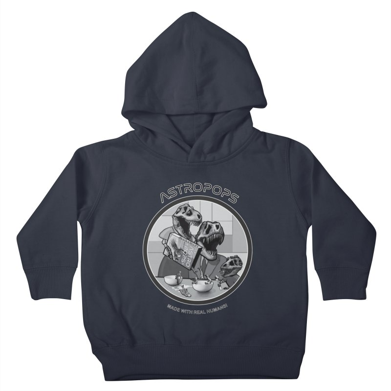 Astropops! Kids Toddler Pullover Hoody by Photon Illustration's Artist Shop