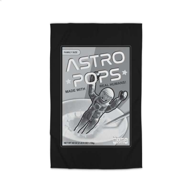 Astropops! The Breakfast Cereal of the Future! Home Rug by Photon Illustration's Artist Shop