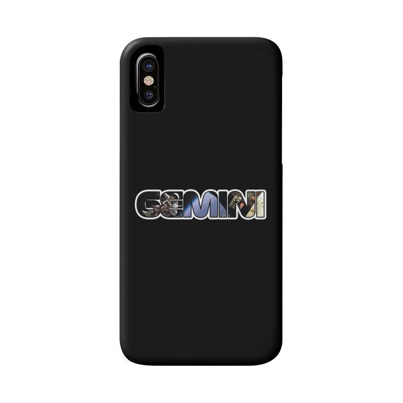 Gemini Spacewalk Accessories Phone Case by Photon Illustration's Artist Shop