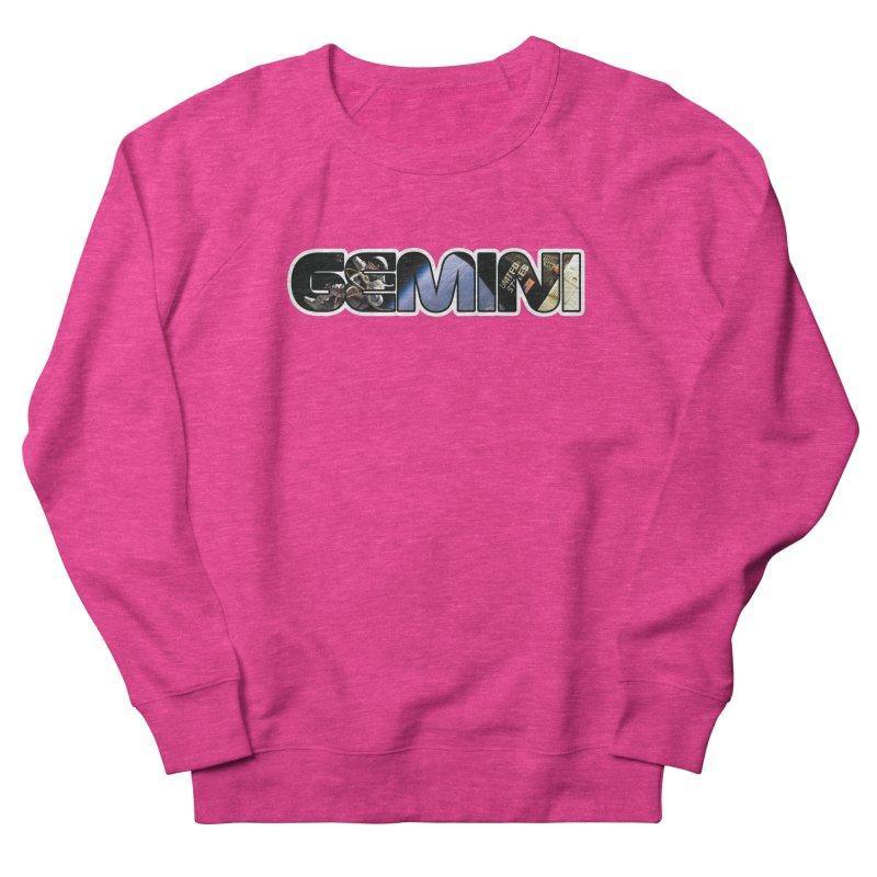 Gemini Spacewalk Men's French Terry Sweatshirt by Photon Illustration's Artist Shop