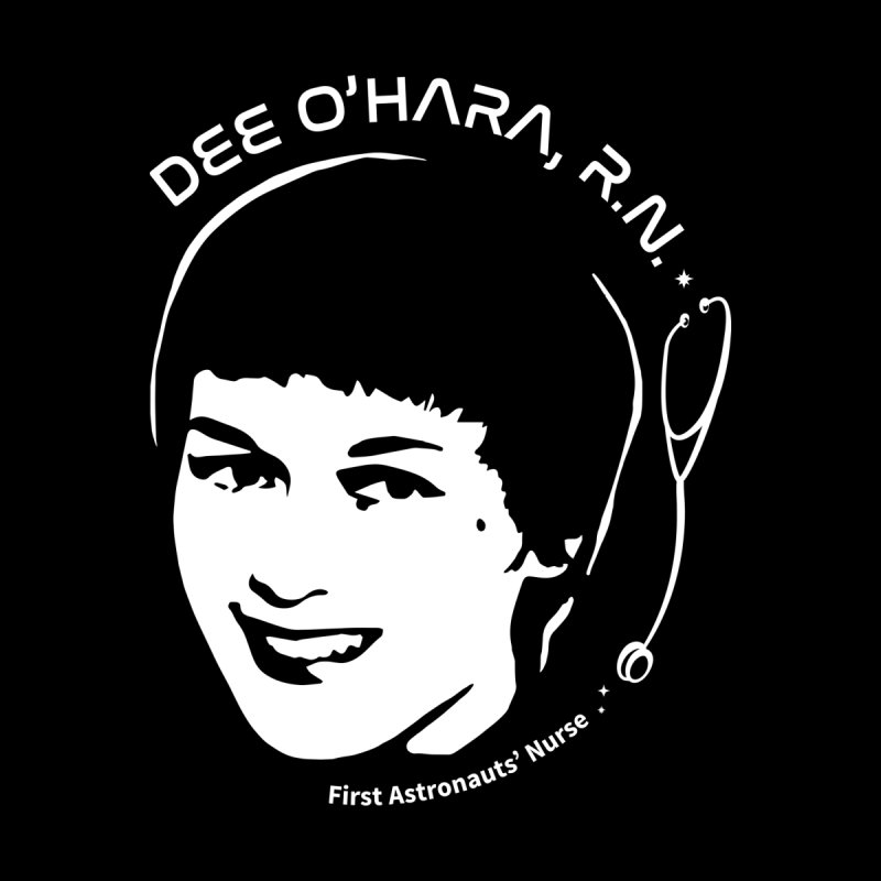 Women in Space: Dee O'Hara by Photon Illustration's Artist Shop