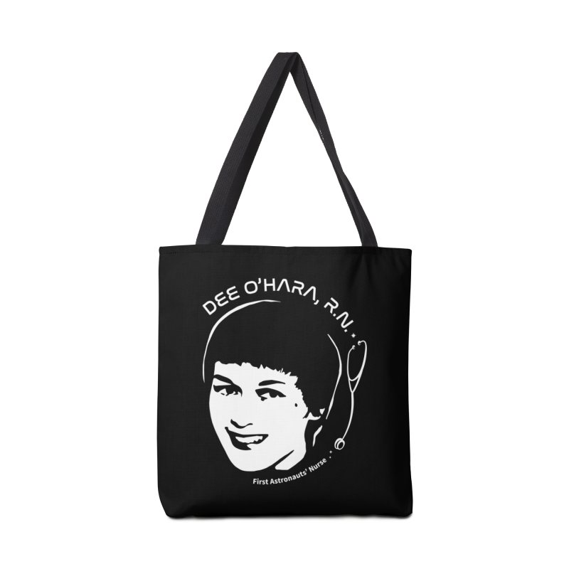 Women in Space: Dee O'Hara Accessories Bag by Photon Illustration's Artist Shop