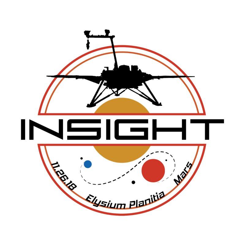 Mars InSight by Photon Illustration's Artist Shop