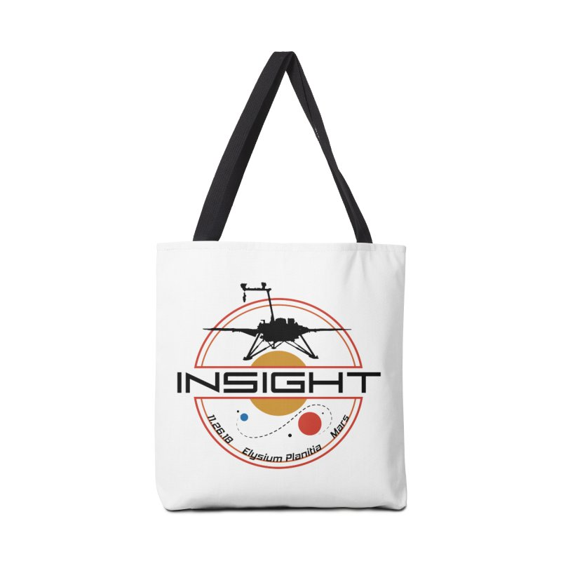 Mars InSight Accessories Bag by Photon Illustration's Artist Shop