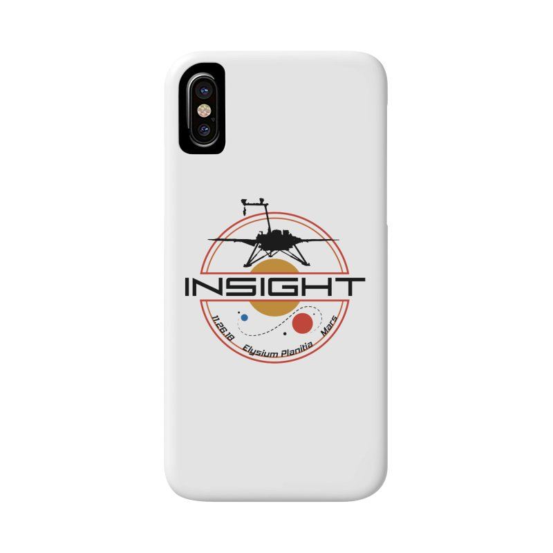 Mars InSight Accessories Phone Case by Photon Illustration's Artist Shop