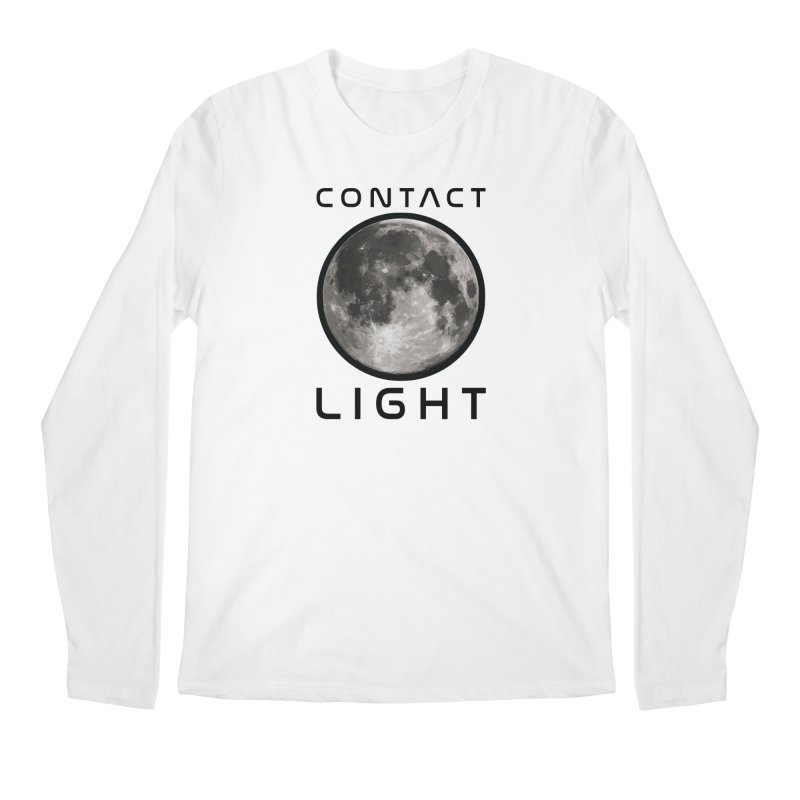 Apollo: Contact Light Men's Regular Longsleeve T-Shirt by Photon Illustration's Artist Shop