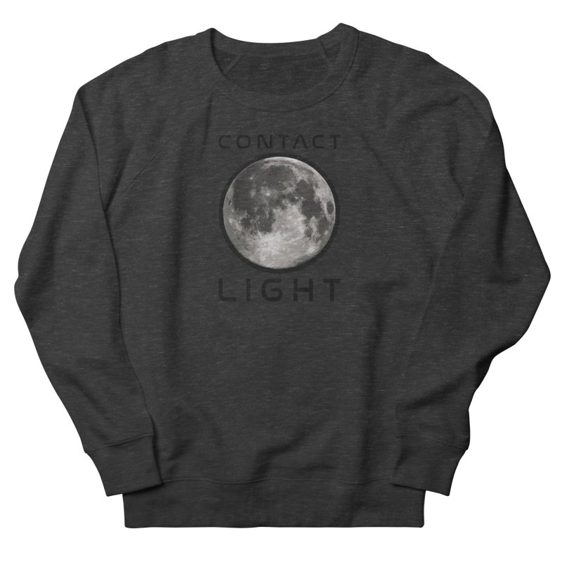 Apollo: Contact Light Men's French Terry Sweatshirt by Photon Illustration's Artist Shop