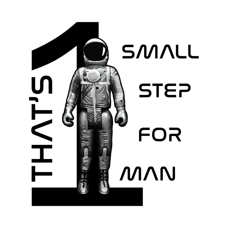 Apollo: One Small Step by Photon Illustration's Artist Shop