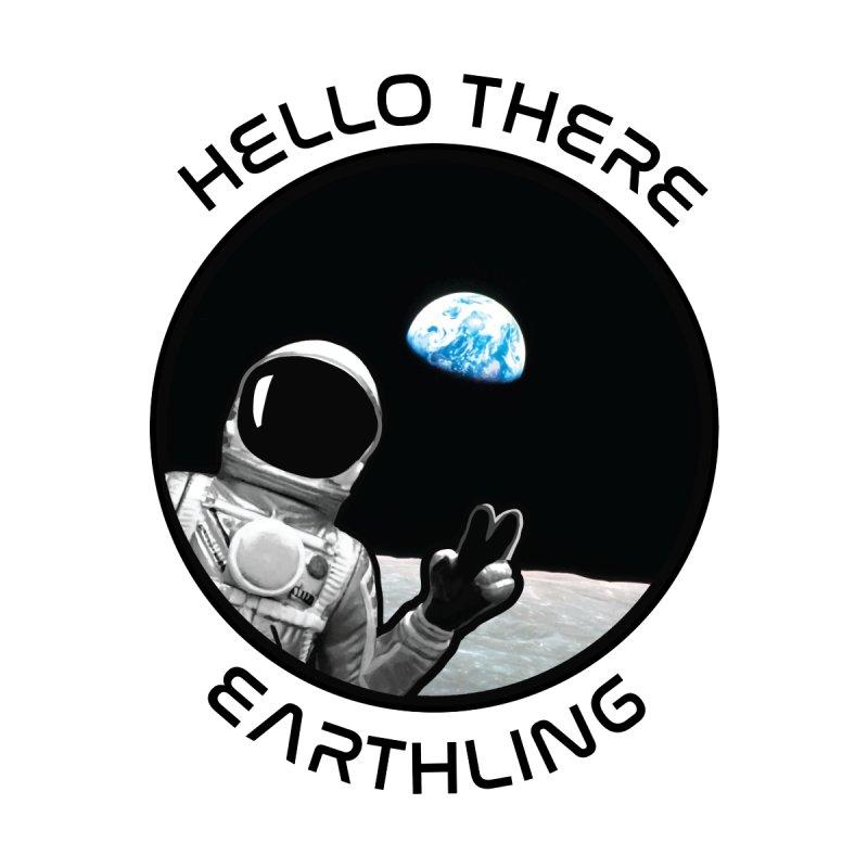 Apollo: Hello Earthling by Photon Illustration's Artist Shop