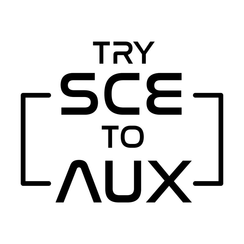 Apollo: Try SCE to AUX by Photon Illustration's Artist Shop