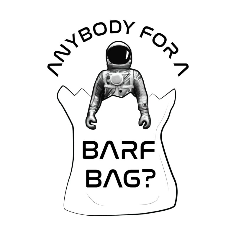 Apollo: Barf Bag by Photon Illustration's Artist Shop