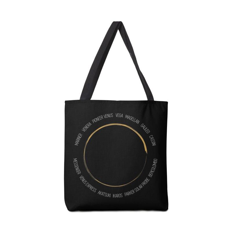Mission: Venus Accessories Bag by Photon Illustration's Artist Shop