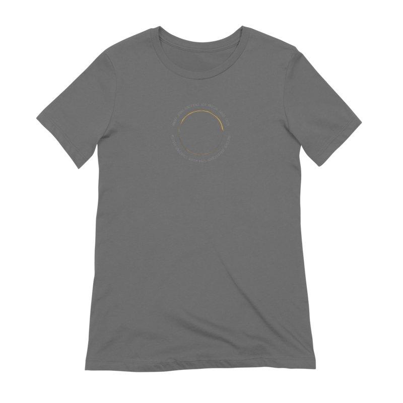 Mission: Venus Women's Extra Soft T-Shirt by Photon Illustration's Artist Shop