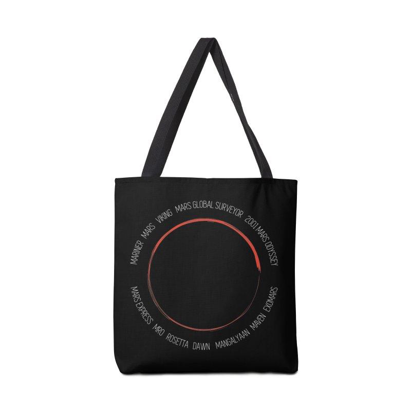 Mission: Mars Accessories Bag by Photon Illustration's Artist Shop