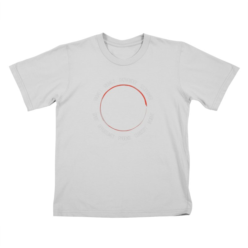 Mission: Mars on the Ground Kids T-Shirt by Photon Illustration's Artist Shop
