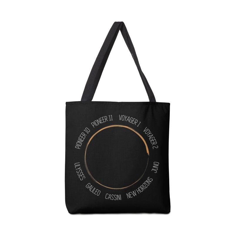 Mission: Jupiter Accessories Bag by Photon Illustration's Artist Shop