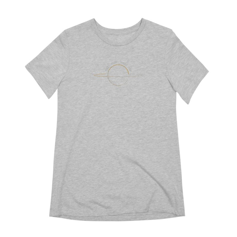 Mission: Saturn Women's Extra Soft T-Shirt by Photon Illustration's Artist Shop