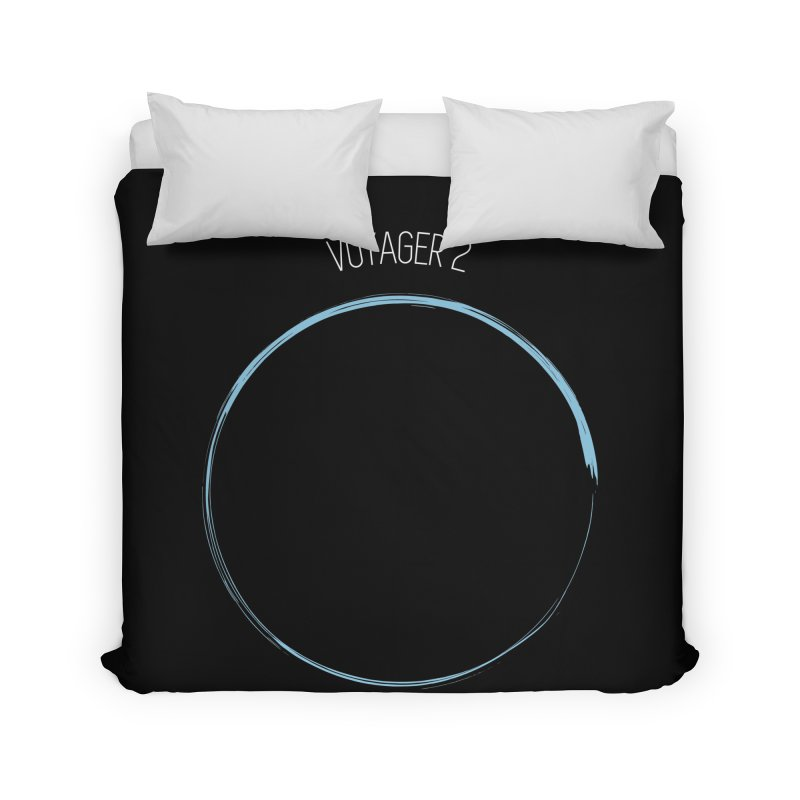 Mission: Uranus Home Duvet by Photon Illustration's Artist Shop