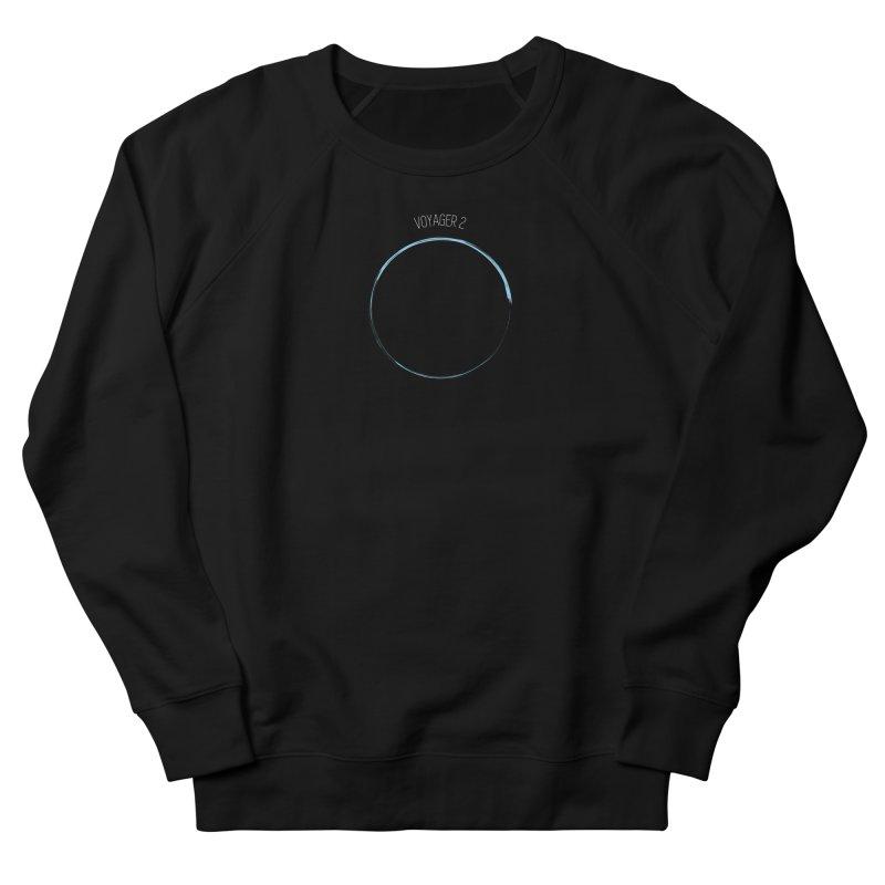 Mission: Uranus Men's French Terry Sweatshirt by Photon Illustration's Artist Shop