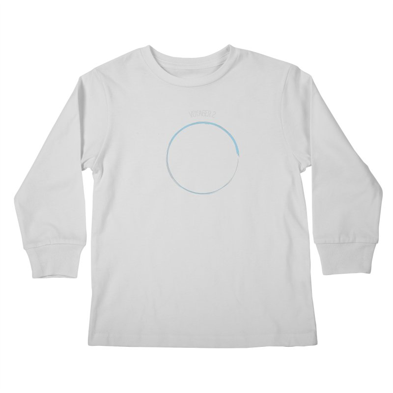 Mission: Uranus Kids Longsleeve T-Shirt by Photon Illustration's Artist Shop