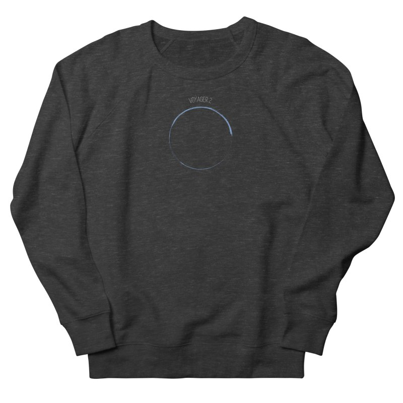 Mission: Neptune Men's French Terry Sweatshirt by Photon Illustration's Artist Shop
