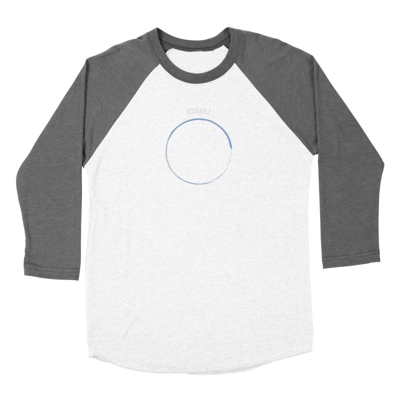 Mission: Neptune Men's Baseball Triblend Longsleeve T-Shirt by Photon Illustration's Artist Shop
