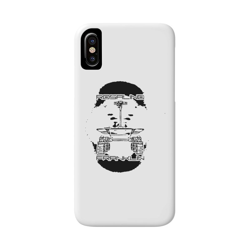 Rosalind Franklin Rover Accessories Phone Case by Photon Illustration's Artist Shop