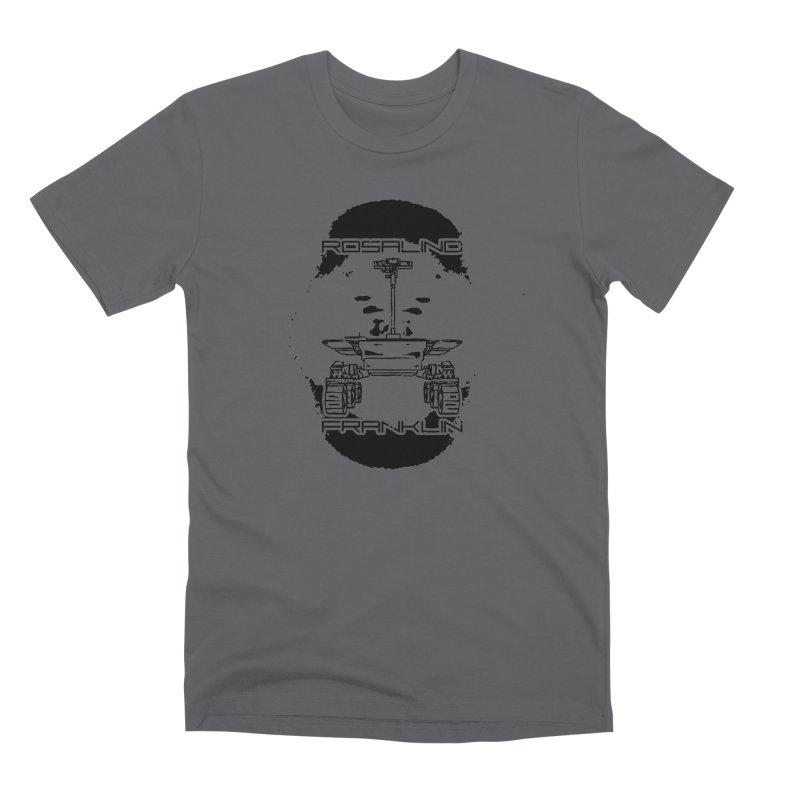 Rosalind Franklin Rover Men's Premium T-Shirt by Photon Illustration's Artist Shop