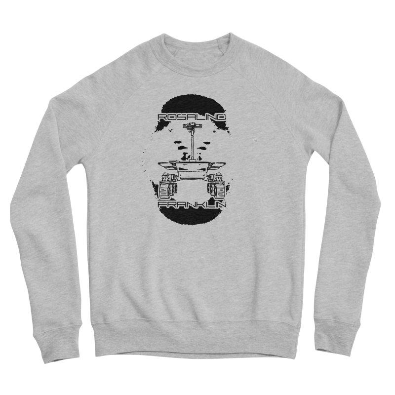 Rosalind Franklin Rover Women's Sponge Fleece Sweatshirt by Photon Illustration's Artist Shop