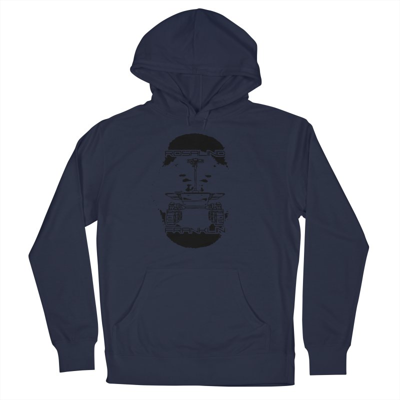Rosalind Franklin Rover Women's French Terry Pullover Hoody by Photon Illustration's Artist Shop