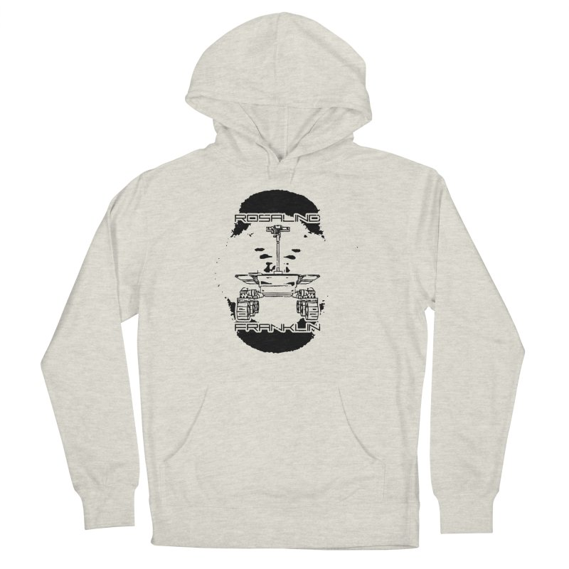 Rosalind Franklin Rover Men's French Terry Pullover Hoody by Photon Illustration's Artist Shop