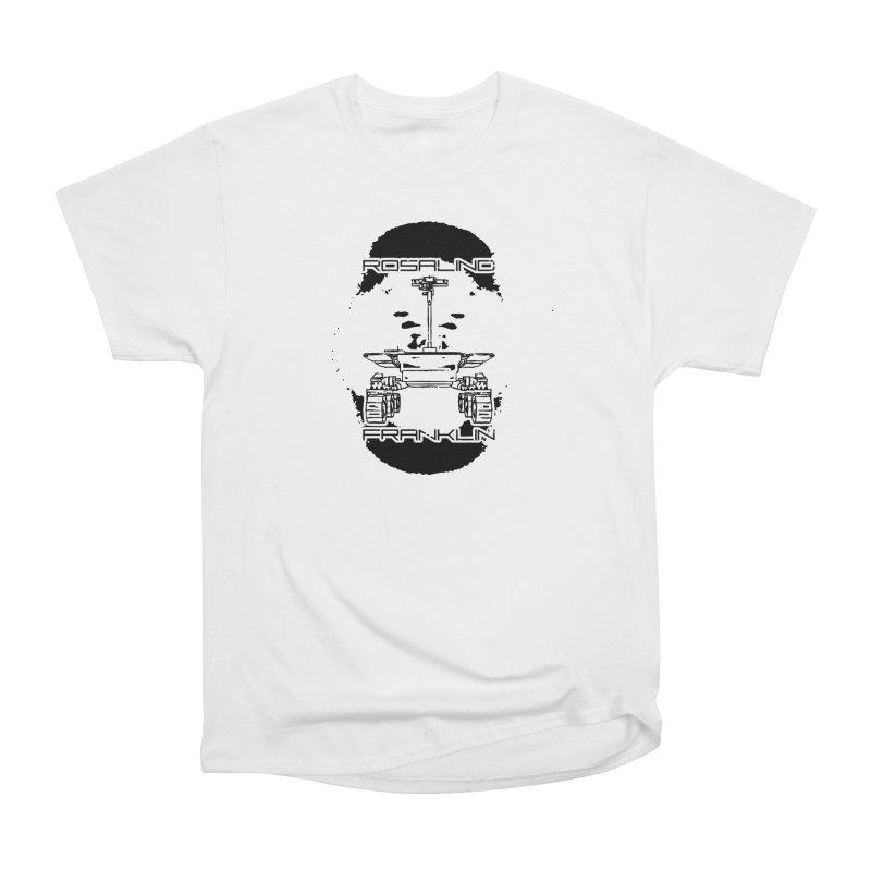 Rosalind Franklin Rover Women's Heavyweight Unisex T-Shirt by Photon Illustration's Artist Shop