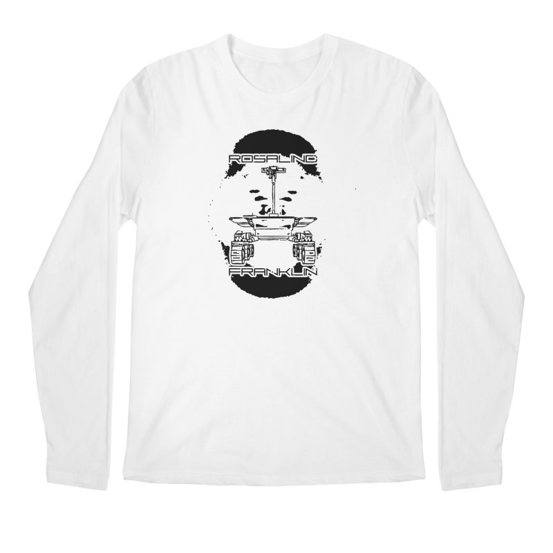 Rosalind Franklin Rover Men's Regular Longsleeve T-Shirt by Photon Illustration's Artist Shop