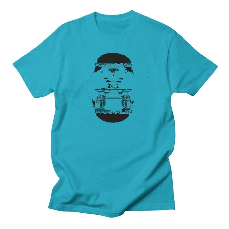 Rosalind Franklin Rover Men's Regular T-Shirt by Photon Illustration's Artist Shop
