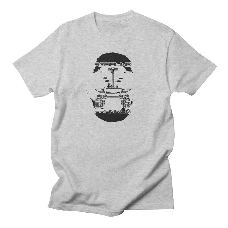 Rosalind Franklin Rover Women's Regular Unisex T-Shirt by Photon Illustration's Artist Shop