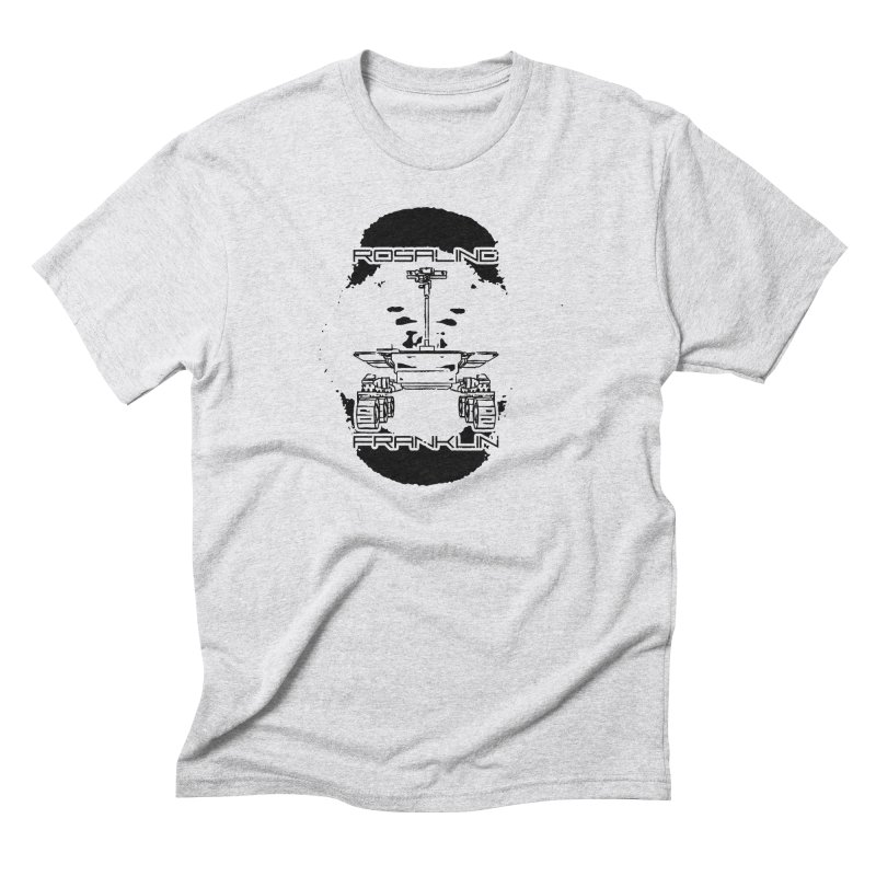 Rosalind Franklin Rover Men's Triblend T-Shirt by Photon Illustration's Artist Shop
