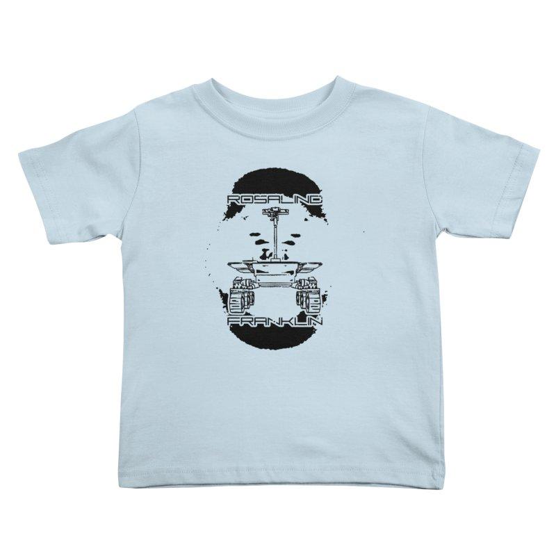 Rosalind Franklin Rover Kids Toddler T-Shirt by Photon Illustration's Artist Shop