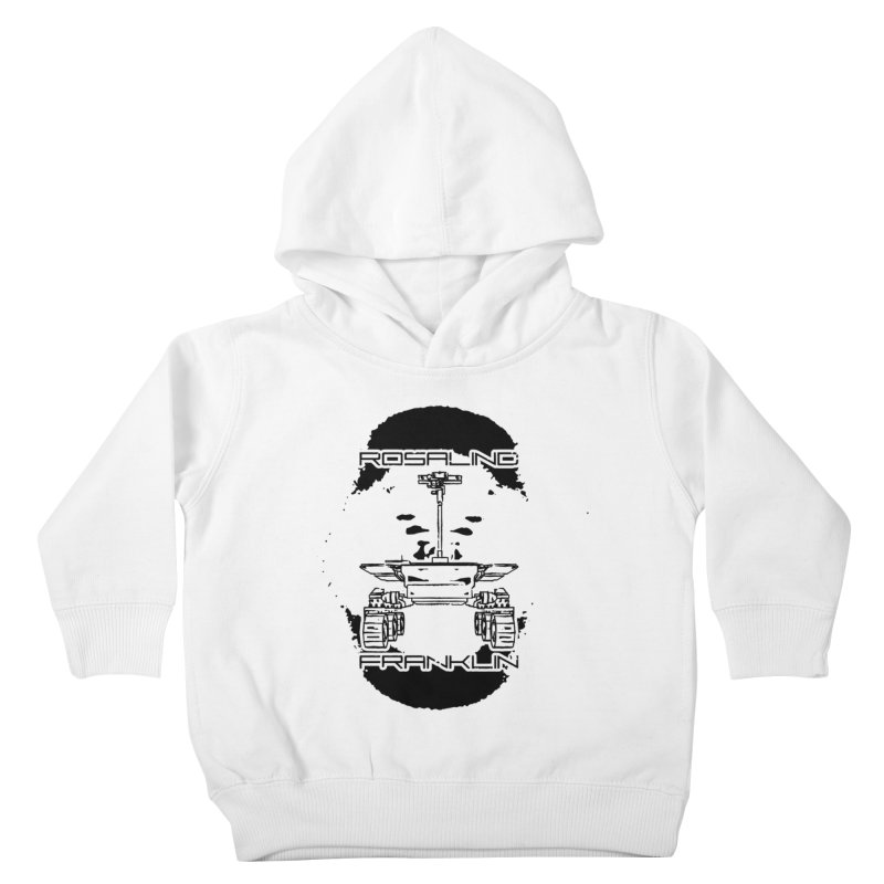Rosalind Franklin Rover Kids Toddler Pullover Hoody by Photon Illustration's Artist Shop