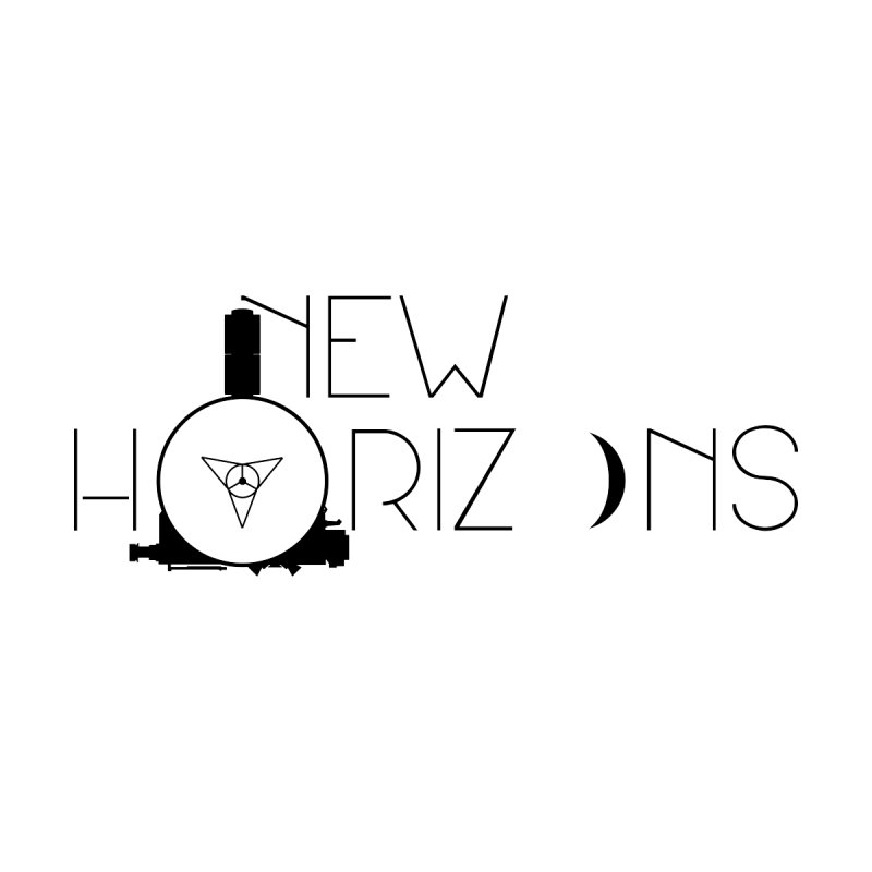 New Horizons Women's Scoop Neck by Photon Illustration's Artist Shop