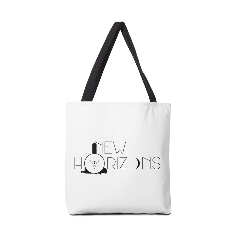 New Horizons Accessories Tote Bag Bag by Photon Illustration's Artist Shop