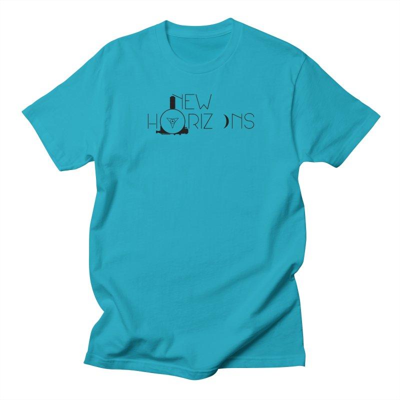 New Horizons Women's Regular Unisex T-Shirt by Photon Illustration's Artist Shop