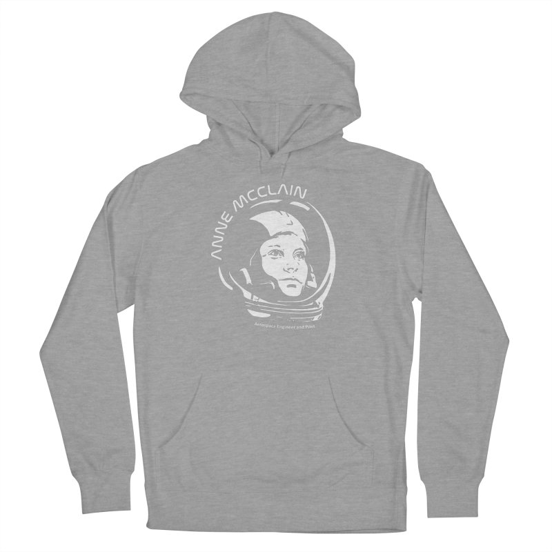 Women in Space: Anne McClain Women's Pullover Hoody by Photon Illustration's Artist Shop
