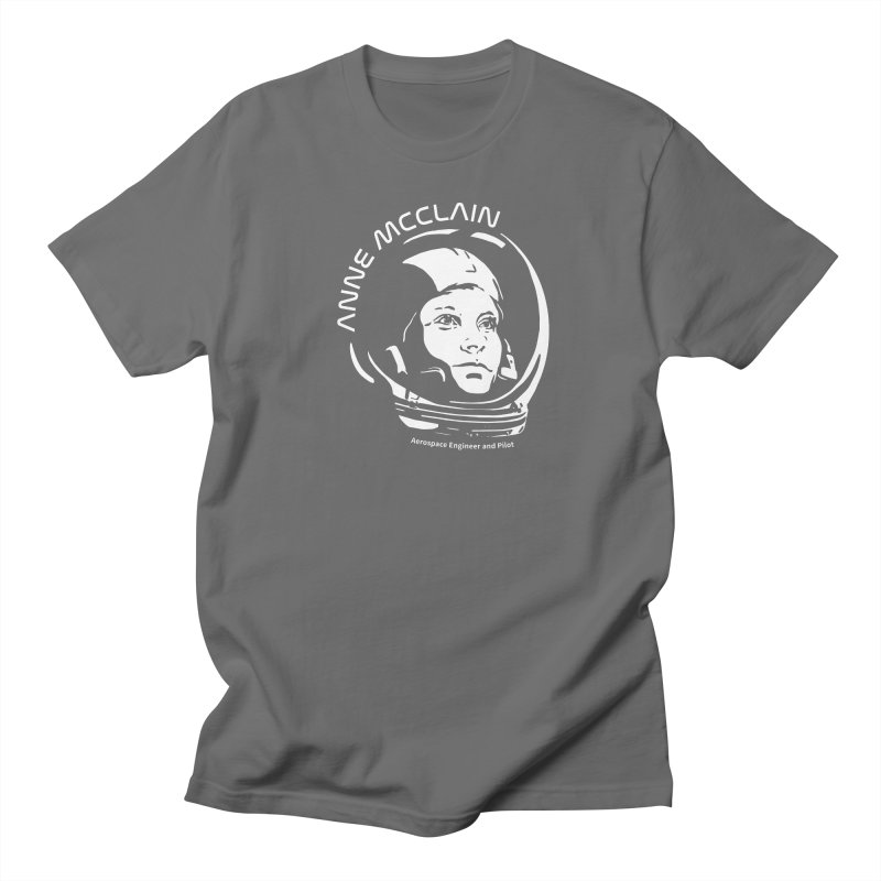 Women in Space: Anne McClain Women's T-Shirt by Photon Illustration's Artist Shop