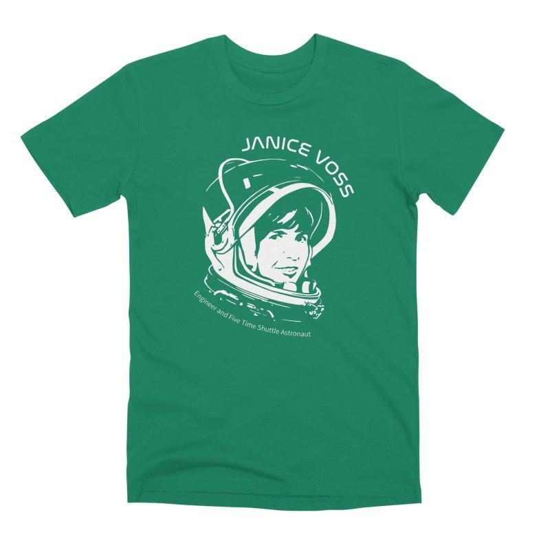 Women in Space: Janice Voss Men's Premium T-Shirt by Photon Illustration's Artist Shop