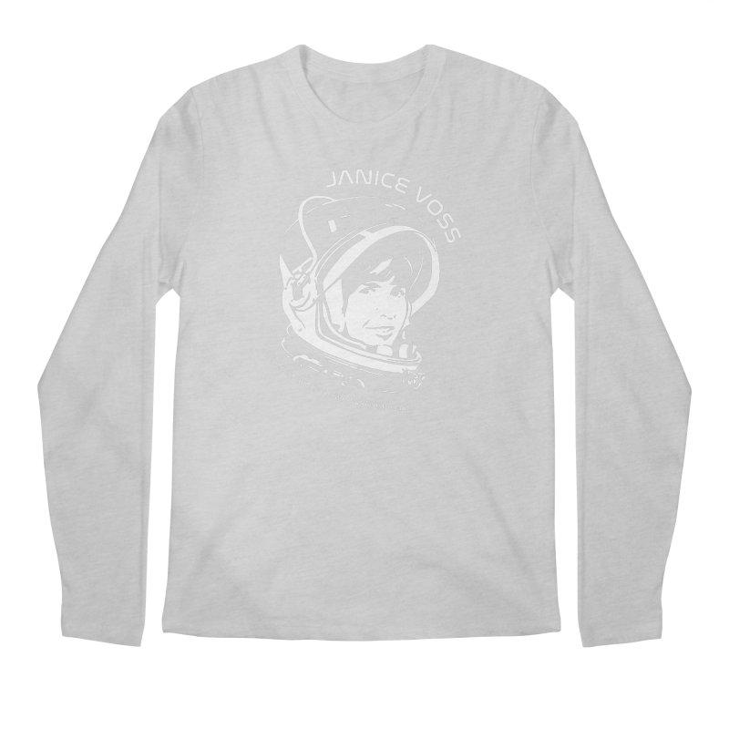 Women in Space: Janice Voss Men's Longsleeve T-Shirt by Photon Illustration's Artist Shop
