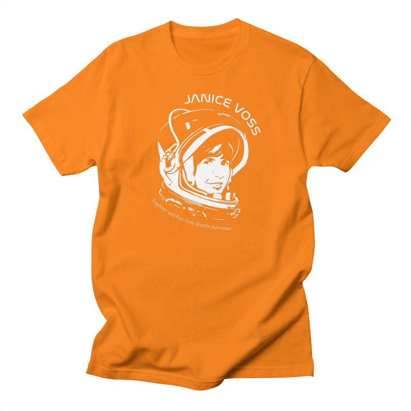 Women in Space: Janice Voss Women's T-Shirt by Photon Illustration's Artist Shop