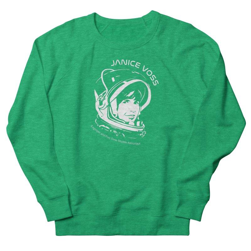 Women in Space: Janice Voss Women's Sweatshirt by Photon Illustration's Artist Shop