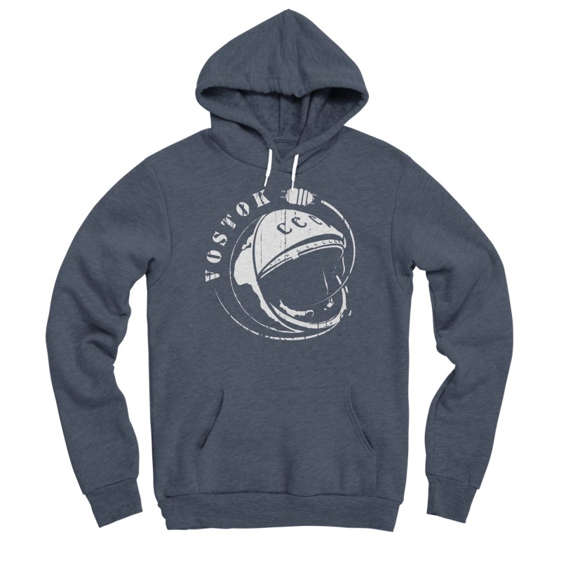 Vostok Men's Pullover Hoody by Photon Illustration's Artist Shop
