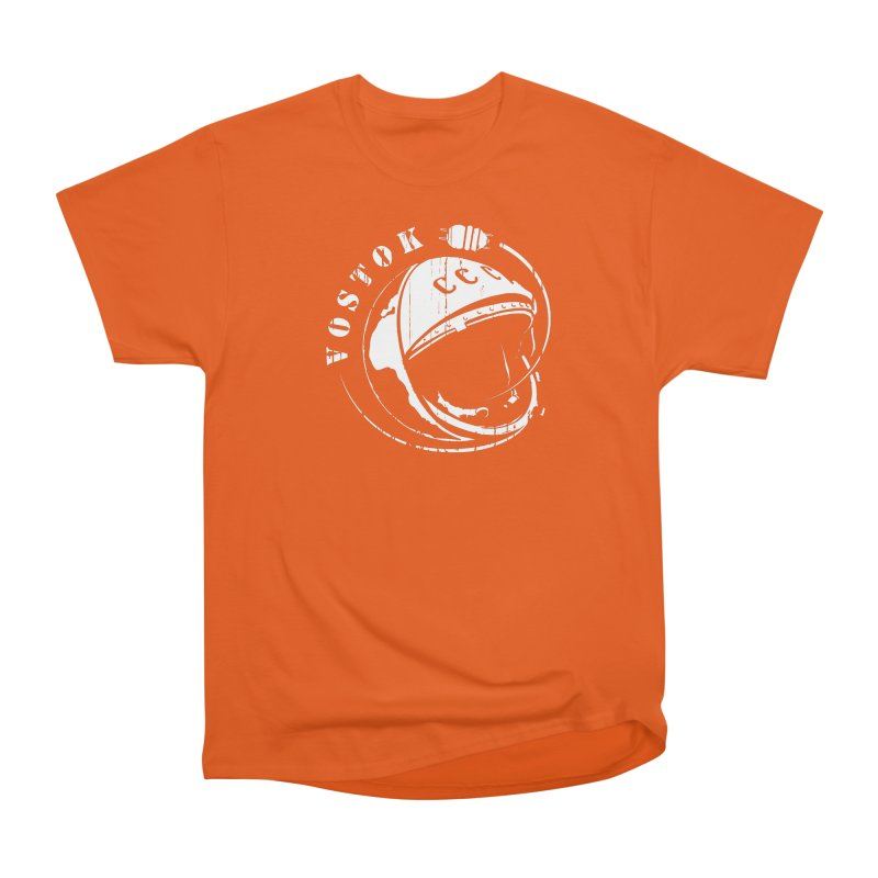 Vostok Men's T-Shirt by Photon Illustration's Artist Shop