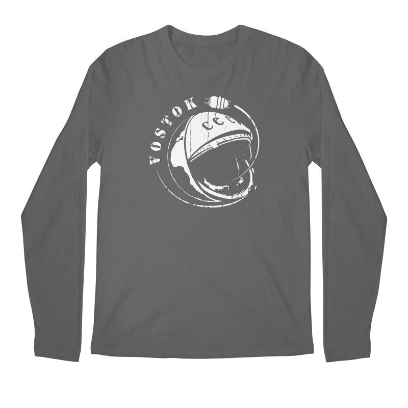 Vostok Men's Longsleeve T-Shirt by Photon Illustration's Artist Shop